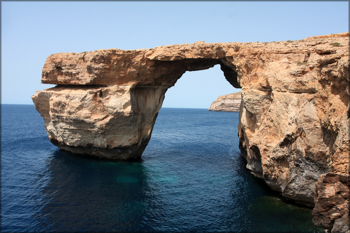 Azure Window Dwejra Gozo